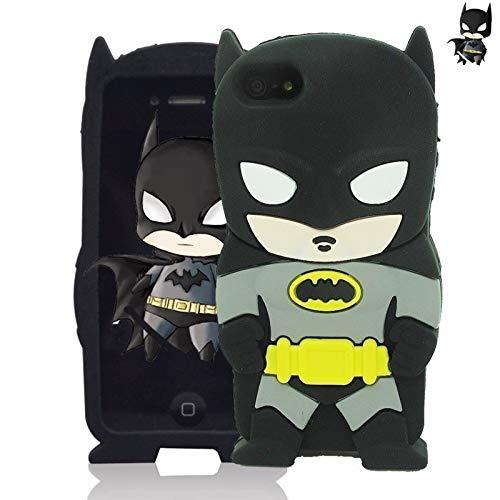 LG Rebel 4 Batman Cartoon Soft Case by FINDWORLD