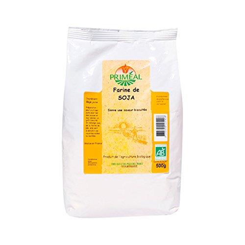 Priméal Farine de Soja 500 g