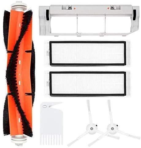 QIBIN Juego de accesorios de repuesto para aspiradoras S55 S50 S51
