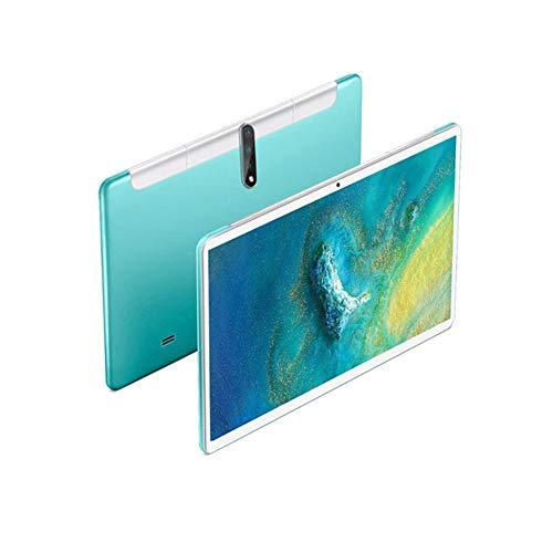 10,1 Zoll Tablets, 3G Android Tablet PC, Dual SIM Card, IPS HD (1280 x 800), PC Tablet mit Zwei SIM Kartensteckplätzen, Dual-Kamera-Tablets mit 5 MP, WiFi/Bluetooth/GPS,Blau