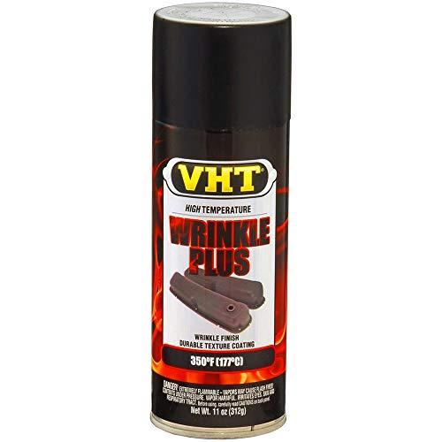 VHT GSP201 Schrumpflack Schwarz Wrinkle Plus hitzebeständig bis 177°C (EUR 37,25/L)