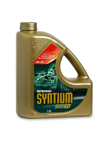Petronas SYNTIUM 5000 RN - 5W30 - Aceite sintético para Motor (5 L)