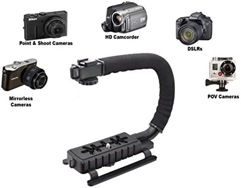 Pro Video Stabilizing Handle Grip Classic for: Vertical L700 Genuine Sho Samsung