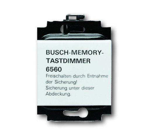 Busch-Jaeger 6560-101 Busch-Memory-Tastdimmer 6560-101