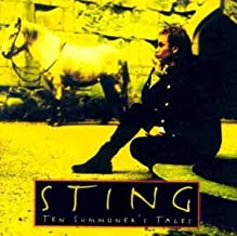 Ten Summoners Tales [CASSETTE] by Sting