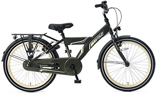 Unbekannt 22 Zoll Kinder Fahrrad Popal Funjet X 22178 ohne Schaltung, Farbe:grün