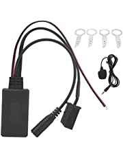 Auto-onderdelen 8 Pin Audio Kabel Auto Bluetooth 5.0 Extra Microfoon Bluetooth Stereo CD Handsfree Adapter Auto Kabel Kits Compatibel met Ford 5000/600