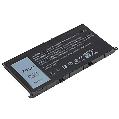 Powerforlaptop Replace 357F9 Battery for Dell Inspiron 15 7000 Dump:5576 5577 7557 7559 7566 7567 7759 i5576 i5577 i7557 i7559 i7566 i7567 i7759;INS15-7566 INS15-7567 INS 15PD Series 0GFJ6 357F9 71JF4