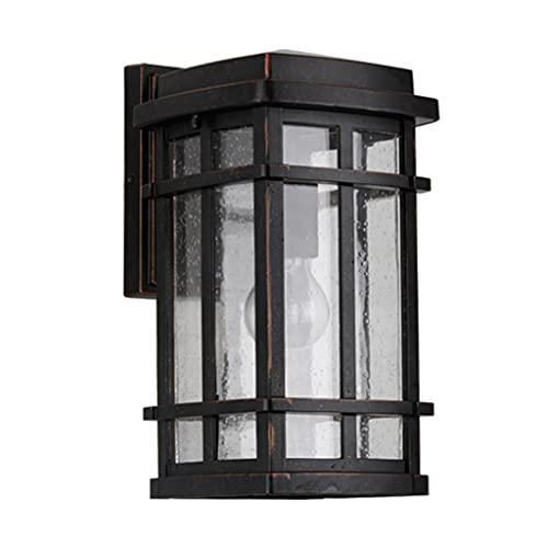 Luces De Pared Al Aire Libre Aplique Al Aire Libre Aplique Simple Patio Lámpara De Pared Impermeable Lámpara De Pared Para La Valla De La Puerta Del Parque Afuera Luces De Pared En Terrazas Y Balcones