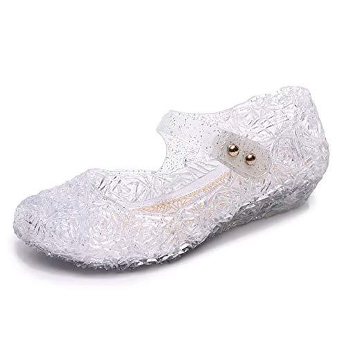 Fanessy Zapatos de Princesa para niñas Fotografía de Bodas Zapatos de Vestir...