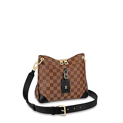 Louis Vuitton Damier Ebene Odeon Crossbody Bag (MM)