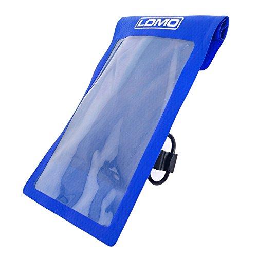 Lomo Handy- und Kartenhalterung für Fahrradlenker, wasserfeste Hülle
