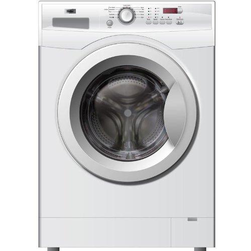 Haier HW80-1479 wasmachine voorlader 8 kg, 1400 omw/min, A+++, wit