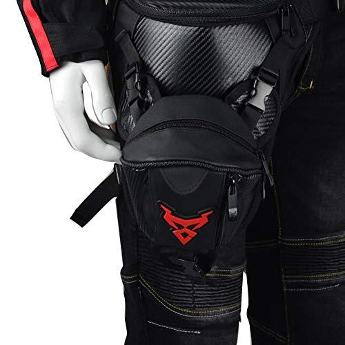 Bolsa de pata de moto bolsa de muslos, bolsa de talla de funciones múltiples, bolsa de Promenade locomotora, bolsa de loisirs impermeable para el deporte en plein air