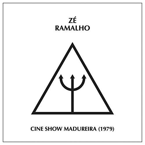 Ze Ramalho - Cine Show Madureira (1979)