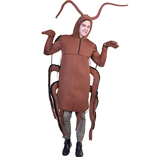 gousheng Insect Siamese KostüM Festival Party KostüM Performance KostüM Giant Insect Halloween KostüM One Size