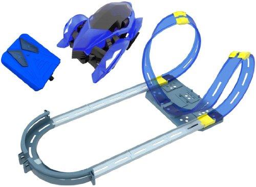 TAKARA TOMY Choro Q Hybrid! Mach Gear Loop Circuit Set