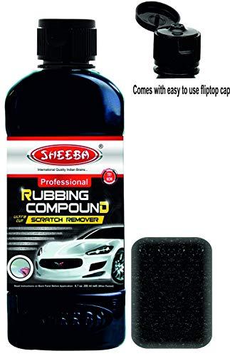 Sheeba Rubbing Compound Scratch Remover (200 ml) (SCRC06)