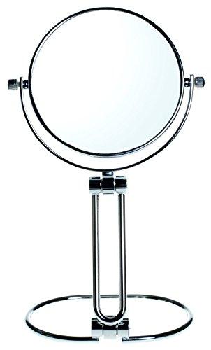 HIMRY Compacte Make-up Spiegel Opvouwbare, 10x Vergroting, 5