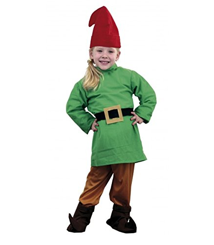 Disfraz de Enanito Infantil 5-6 años