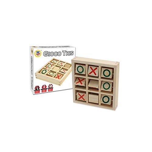 Teorema VD04075 Giochi, Multicolore, CM 12X12X3