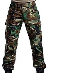 Männer Kampfhose Armee