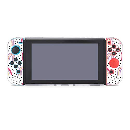 Funda para Nintendo Switch sin costuras con diseño infantil de cinco piezas...
