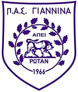 PAS Giannina - Greece Football Soccer Futbol - Car Sticker - 5
