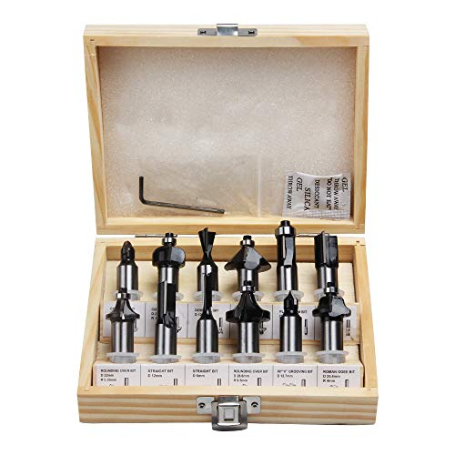 FivePears Tungsten Carbide Router Bits
