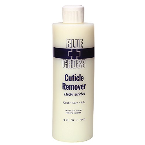 Blue Cross Cuticle Remover 16 oz