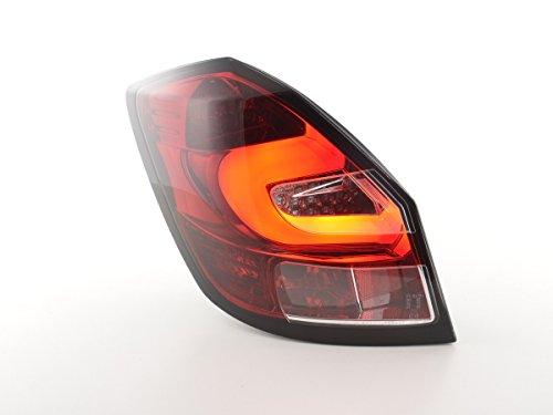 FK Automotive FKRLXLSK13001 LED-achterlichten helder/rood