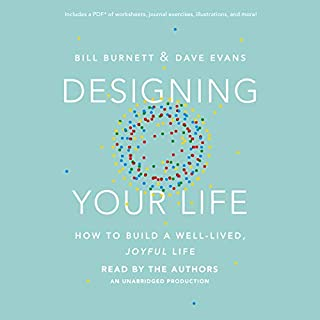 Page de couverture de Designing Your Life