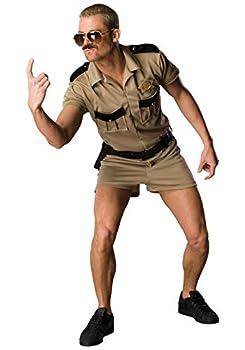 Rubie s Costume Co Reno 911 Dangle Costume Brown Standard