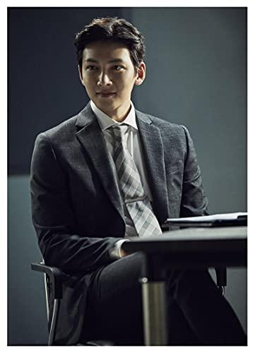 Zhengnengliang Serie de televisión clásica Coreana Está Bien no Estar Bien Carteles Pintura en Lienzo Decoración del hogar Carteles de Pintura de Pared Retro 50x70cm in J-427