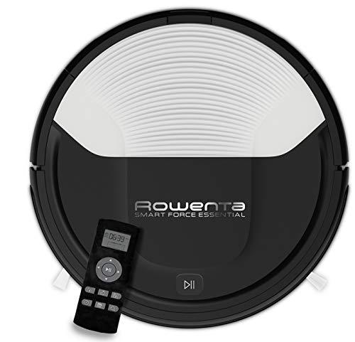 Rowenta RR6927WH Aspirateur Robot Smart Force Essential pour Sols Durs jusqu'À 150...