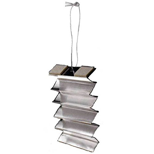 10er Packung Aluminiumstreifen Hagopur Tierabwehr Wildschweinstop