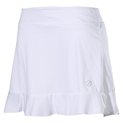 Limited Sports Damen Skort Sihu Women Röcke, weiß, 46