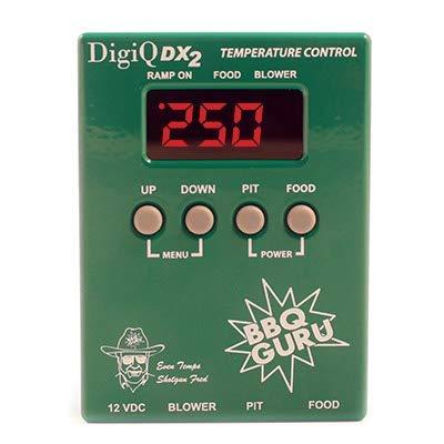 DigiQ BBQ Temperature Control, Digital Meat Thermometer, Big Green Egg...
