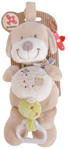 Simba 6305790873 Nicotoy Boîte à musique pour bébé 25 cm