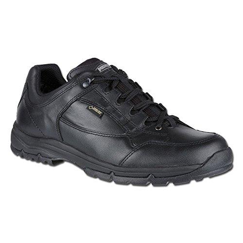 Meindl Einsatzschuh Wachdienst schwarz Schuhgröße 43
