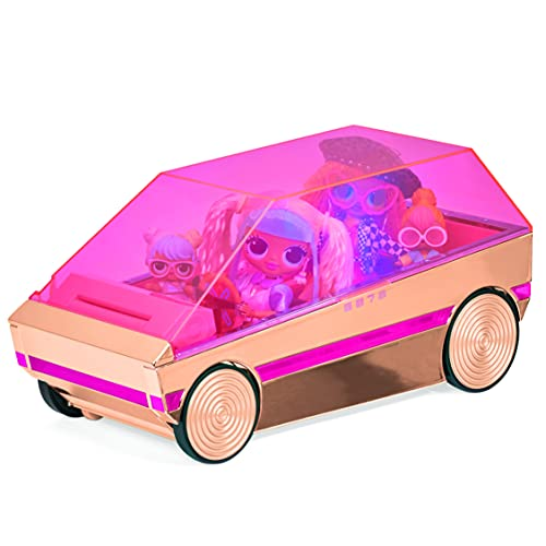 LOL Surprise 3-in-1 Party Cruiser - Auto...