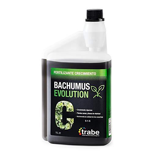 Trabe Fertilizante Orgánico Bachumus Evolution Crecimiento (1L)