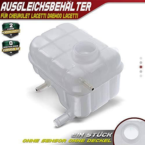 Contenedor de compensación refrigerante para Lacetti J200 Nubira Combi tricuerpo 1.4L 1.6L 1.8L 2.0L 2005-2009 96553255
