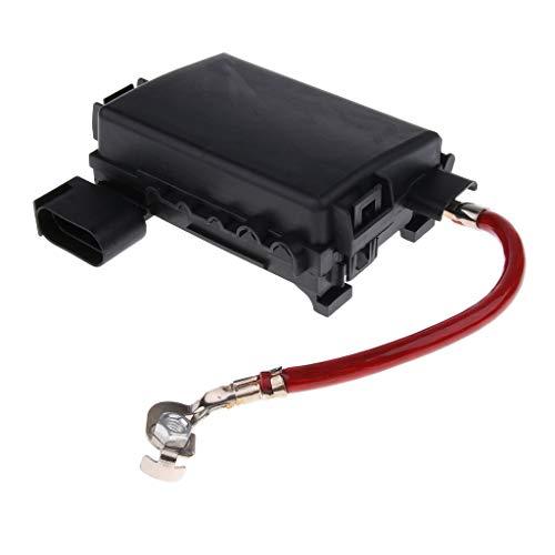 Manyao Interruptor Terminal de la batería Caja de fusibles del Circuito Protector de sobrecarga