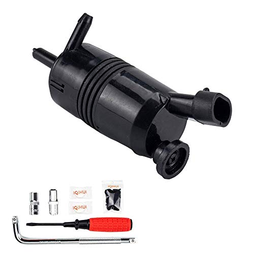 Monland für GMC Pontiac 22127652 Professionelle Scheiben Wasch Pumpe, 3,59 Zoll