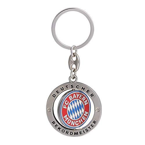 FC Bayern München Schlüsselanhänger, Anhänger, Keychains Rekordmeister - Plus Lesezeichen I Love München