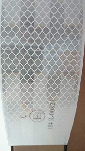 3M Diamond Grade Konturmarkierung weiß ( Retro - Reflektierende Folie 5,5cm breit)