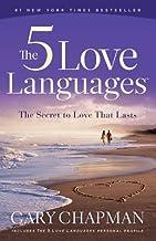 The 5 Love Languages( The Secret to Love That Lasts)[5 LOVE LANGUAGES -LP][LARGE PRINT] [Paperback]