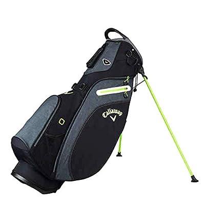 Callaway Premium Golf Bag (Stand Bag, Black)