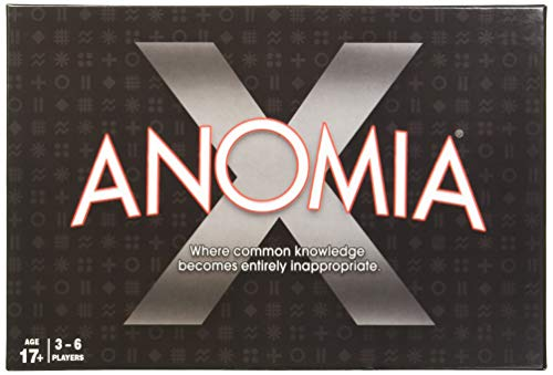 Juego de cartas Anomia X